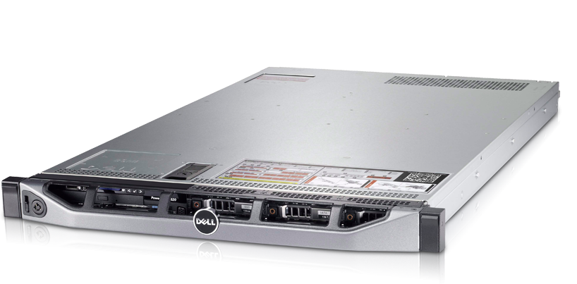 MÁY CHỦ SERVER DELL™ POWEREDGE™ R620 E5-2650L V2