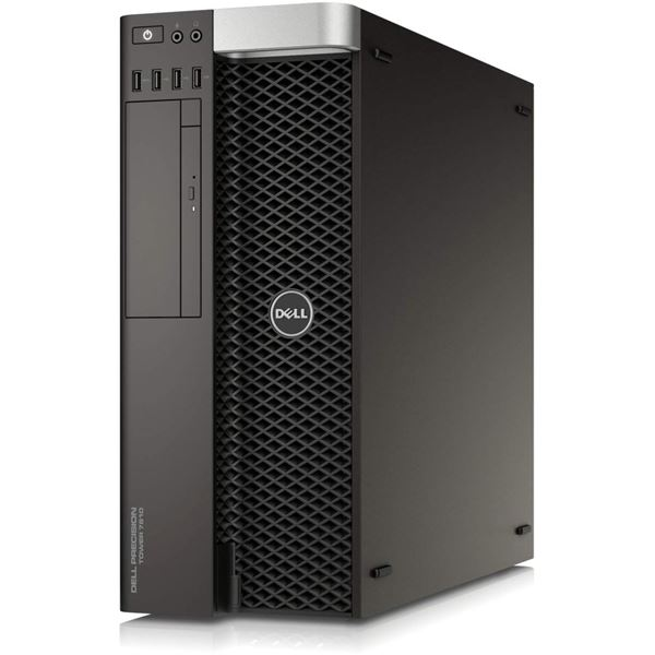 Máy chủ Server Dell Precision Tower T7810 - E5-2650 v3 Media Workstation Desktop