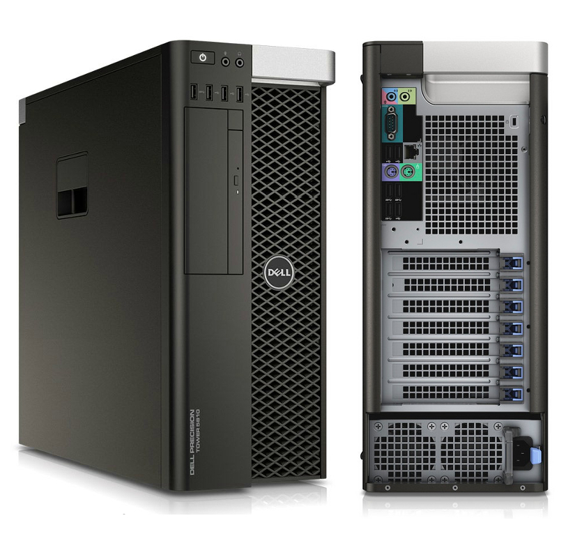 MÁY CHỦ SERVER WORKSTATION DELL PRECISION T5810 XEON E5 - 2683 V3