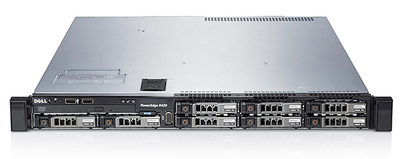 MÁY CHỦ SERVER DELL POWEREDGE R420 E5-2420v2 80W 2.2GHz 15MB