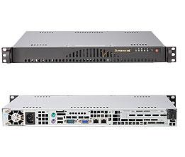 MÁY CHỦ SERVER LifeCom Super SC512L-260B - CPU E3-1220 SATA