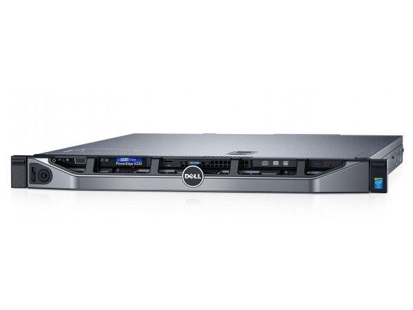 MÁY CHỦ DELL POWEREDGE R330 3.5 E3-1220 V5 3.0GHz